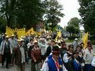 Zjazd Kaszubów w Kościerzynie. Przemarsz (3435)