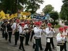 Zjazd Kaszubów w Kościerzynie. Przemarsz (3436)