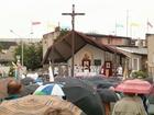 Zjazd Kaszubów w Kościerzynie. Msza św. (3453)