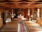 Sierakowice - wnętrze kościoła 4157