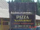 Sycowa Huta. Pizza kaszubska