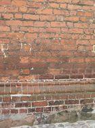 Wątek wendyjski w dolnej części muru