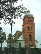 Czeczewo kościół
