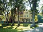 Sławutówko - pałac von Below