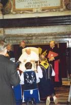 Kaszubska pielgrzymka do Ojca Świętego 3