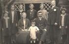 Kaszubska rodzina Zielińskich z Upiłki k Borowego Młyna w 1928 roku