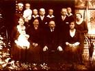 Rodzina Czapiewskiego Maksymiliana w 1933 roku