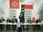 Kolbudy. Zebranie założycielskie oddziału ZKP 1
