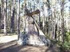 Jezus po raz pierwszy upada pod krzyżem