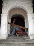 Pierwszy Upadek Jezusa