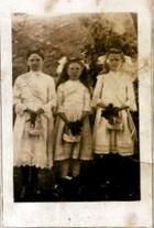 Dziewczęta  z dawnych