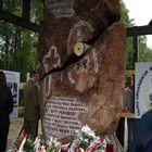 """Pomnik TOW """"Gryf Pomorski"""" w Szymbarku"""
