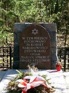 Ślad Holokaustu w Będominie