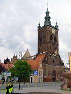 Gdańsk - kościół św. Katarzyny