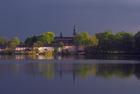 Jezioro Klasztorne  Kartuzy