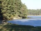 Studzienice - wiosna nad jeziorem