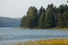 Studzienice - jezioro, widok-02