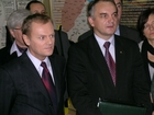 Sejm. Otwarcie wystawy o Kaszubach 3