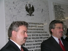 Sejm. Otwarcie wystawy o Kaszubach 6
