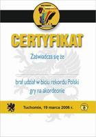 Certyfikat DJK