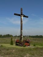 Borucino - krzyż