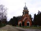 Kościół w Leśnicach k/Lęborka