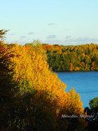 Jezioro Raduńskie -Dolne Jesień 2005