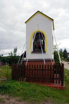 Kapliczka przydrożna Juszki
