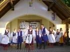 XIV Międzynarodowy Festiwal Folkloru (Wiele)