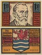 Kaszubski banknot ze Słupska