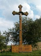 Krzyż w Łączyńskim Młynie