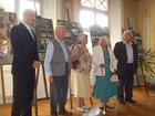 Otwarcie wystawy poświęconej Trepczykowi