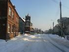 Kuźnica  zima 2010-01-29