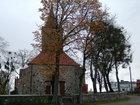 Kościół w Pręgowie. gmina Kolbudy, pow gdanski