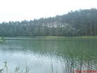 Jezioro Jeleń w PNBT