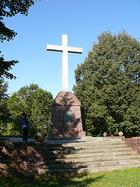 Krzyż św. Ottona w Uznamie
