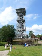 Wieża widokowa nad Wdzydzami