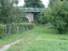 Czarna Dąbrówka - dawna linia kolejowa
