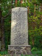 Pomnik poległych z Izbicy