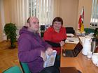 Dr. Duszan Paździerski i Felicja Baska Borzyszkowska