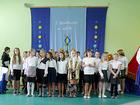 Uczniowie ze szkoły w Szczenurzy