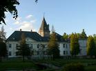 Warcino - pałac
