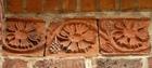 36 Drawsko - ornament /winna latorość/ (portal południowy)