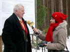 Jeszcze wywiadzik dla Radia Kaszëbë
