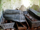 Borkowo Lęborskie - zawartość grobowca rodziny Tesmar