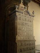 piec gdański na zamku Chambord
