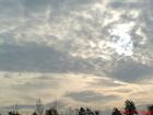 Jesienne niebo