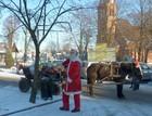 Mikołaj przyjechał
