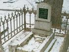 Cmentarz - rosyjska gościna w niemieckim grobie (2560)