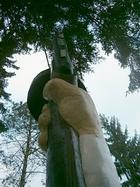 Cmentarz - radziecki pomnik wojskowy (2549)